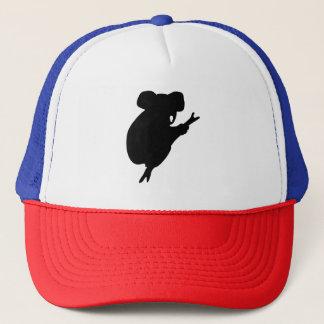 Koala Silhouette Trucker Hat