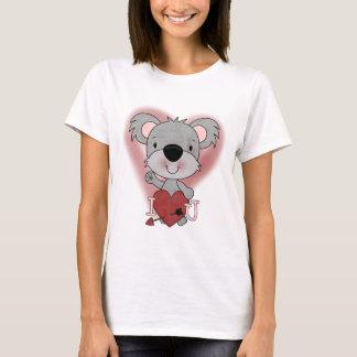 Koala Valentine T-shirts and Gifts