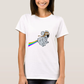 Koala with rainbow T-Shirt