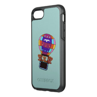 Koalas Air Balloon Ride OtterBox Symmetry iPhone 8/7 Case