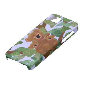 Koalas in the Eucalyptus IPhone 5 Case