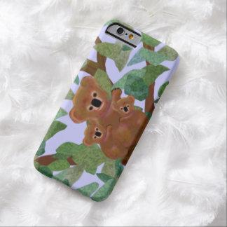 Koalas in the Eucalyptus iPhone 6 case