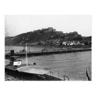 Koblenz, Ehrenbreitstein, c.1910 Postcard