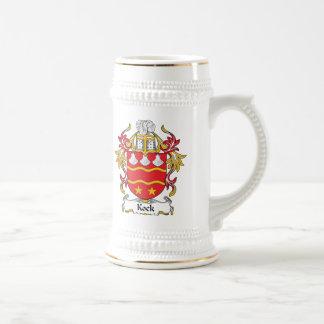 Kock Family Crest Beer Stein