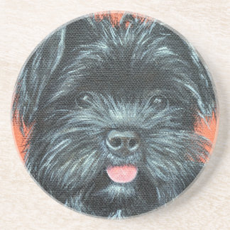 Koda - Terrier Painting Coaster