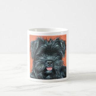 Koda - Terrier Painting Coffee Mug