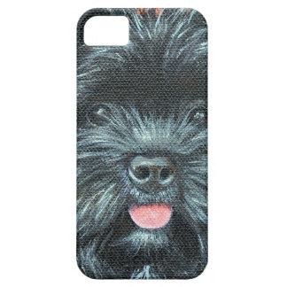 Koda - Terrier Painting iPhone 5 Cases
