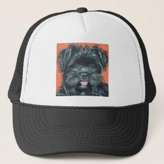 Koda - Terrier Painting Trucker Hat