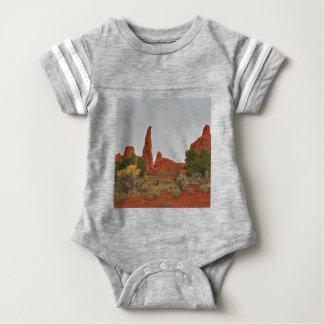 Kodachrome Basin State Park, Utah 2 Baby Bodysuit