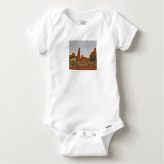 Kodachrome Basin State Park, Utah 2 Baby Onesie