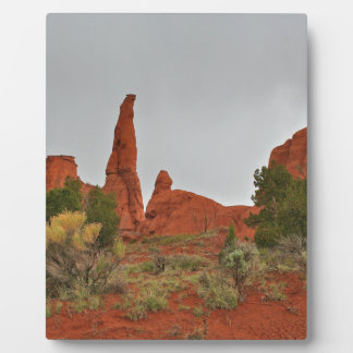 Kodachrome Basin State Park, Utah 2 Plaque