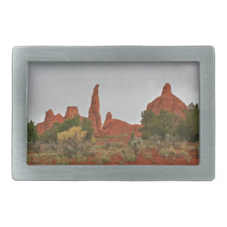 Kodachrome Basin State Park, Utah 2 Rectangular Belt Buckle
