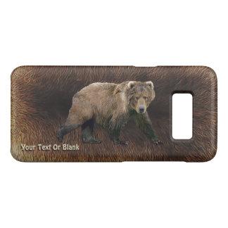 Kodiak Bear On Caribou Fur Case-Mate Samsung Galaxy S8 Case