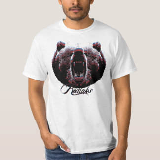 Kodiaks bear head T-Shirt