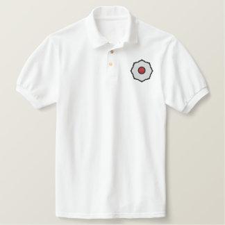 Kodokan Judo Embroidered Polo Shirt