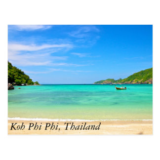 Koh Phi Phi, Thailand Postcard