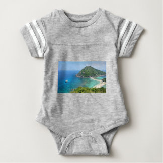 Koh Tao Thailand Baby Bodysuit