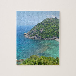 Koh Tao Thailand Jigsaw Puzzle