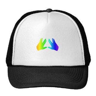 Kohen Hands Trucker Hat