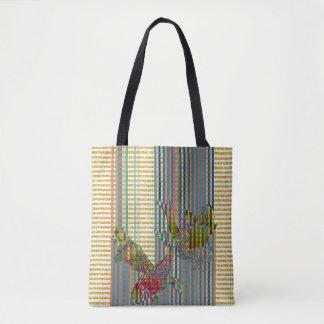 Koi All-Over-Print Tote Bag