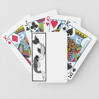 KOI BICYCLE PLAYING CARDS