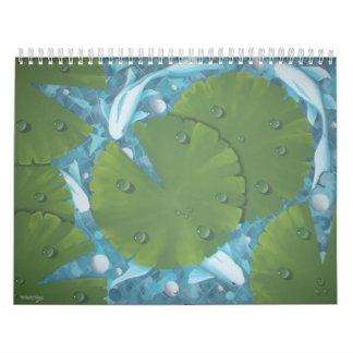 koi calander calendars