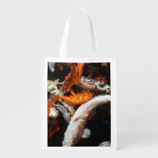 Koi Carp Reusable Bag