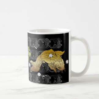 Koi cup black