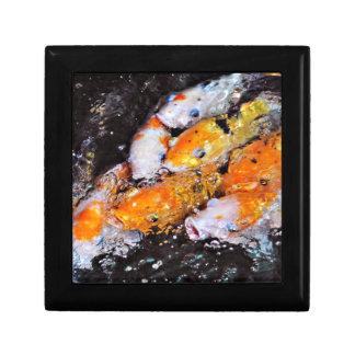 Koi Fish (7) Trinket Box