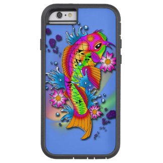 Koi Fish Art Tough Xtreme iPhone 6 Case