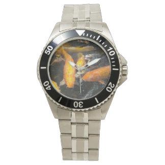 Koi Fish Asia Wrist Watch