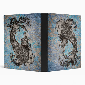 Koi Fish Binders
