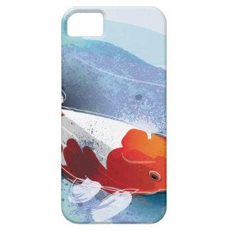 Koi fish iPhone 5 cases