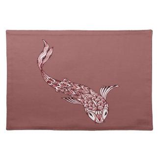 Koi Fish Placemat