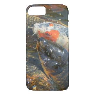 Koi Fish Pond Lake iPhone 7 Case