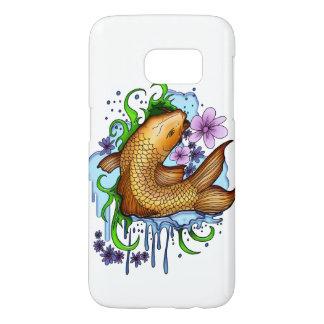 Koi Fish Samsung Galaxy S7 Case