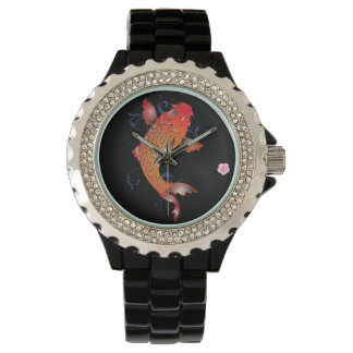 Koi Fish Sealife Watch