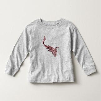 Koi Fish Toddler T-shirt