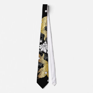 Koi for dad tie