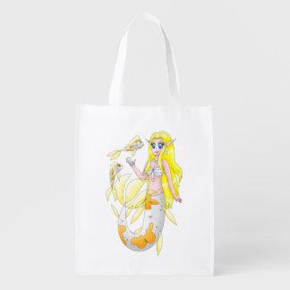 Koi Mermaid Bag