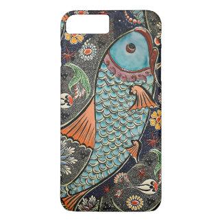 Koi Mosaic iPhone 7 Plus Case
