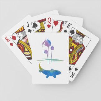 Koi Playing Cards