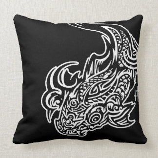 "Koi Polyester Throw Pillow 20"" x 20"""