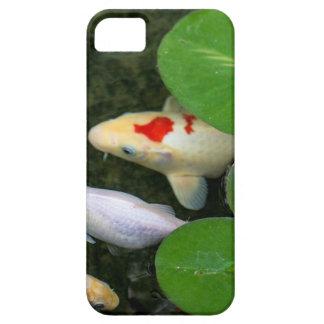 Koi Pond iPhone 5 Covers