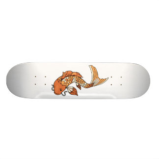Koi Pond - Skateboard