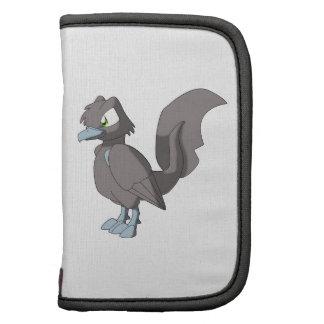 Koi Reptilian Bird - Taupe Gray Planner