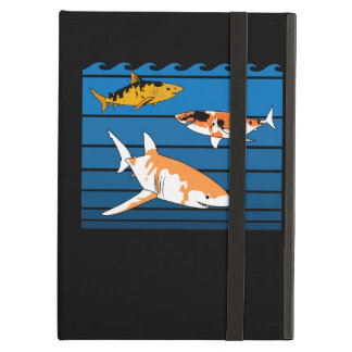 Koi Sharks Cover For iPad Air