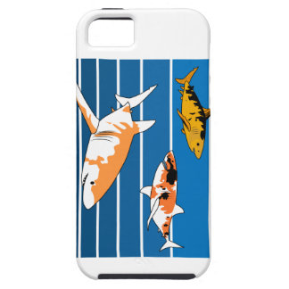 Koi Sharks iPhone 5 Cover