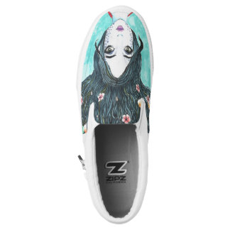 Koi slip-on shoes
