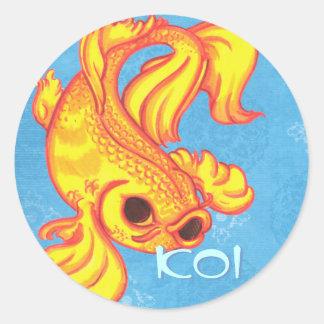 Koi Stickers